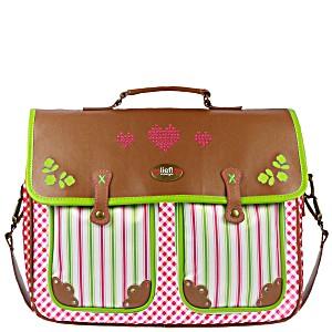 Портфель школьный для девочек LIEF! цвет Doily Pink