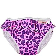 Детские непромокаемые трусики для бассейна Imsevimse Леопард Розовый