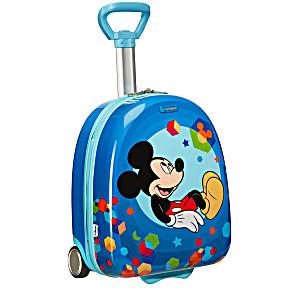 Чемодан детский 2-х колесный Disney Микки Маус