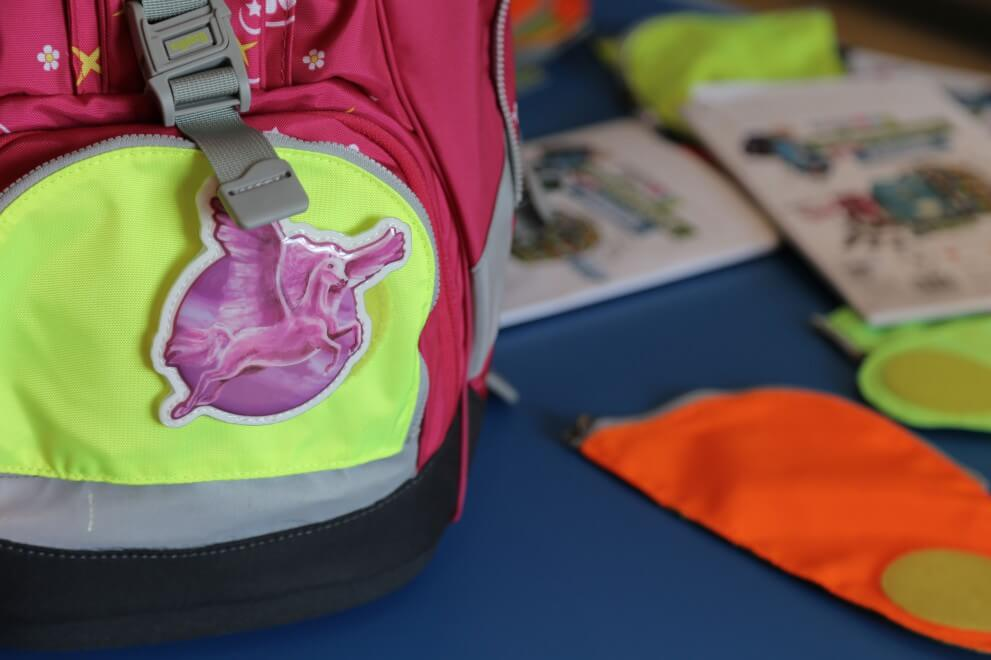 Рюкзак Ergobag BEAReferee с наполнением + светоотражатели в подарок, - фото 18