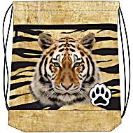Мешок для обуви 336-91 LUMI TIGER