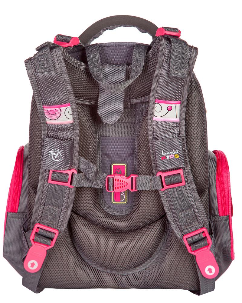 Школьный рюкзак Hummingbird TK12 официальный с мешком для обуви, - фото 3