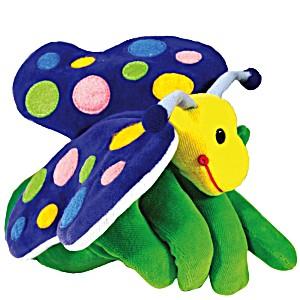 Кукла-перчатка Beleduc Бабочка