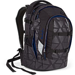 Satch Pack рюкзак для школьника цвет Black Triad