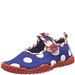 Пляжные тапочки Playshoes Морские Коньки